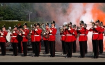 Live Streaming of a Charity Military Band Tattoo