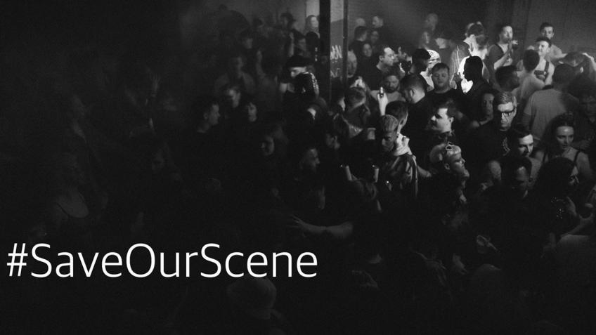 Save Our Scene - Manchester & Salford