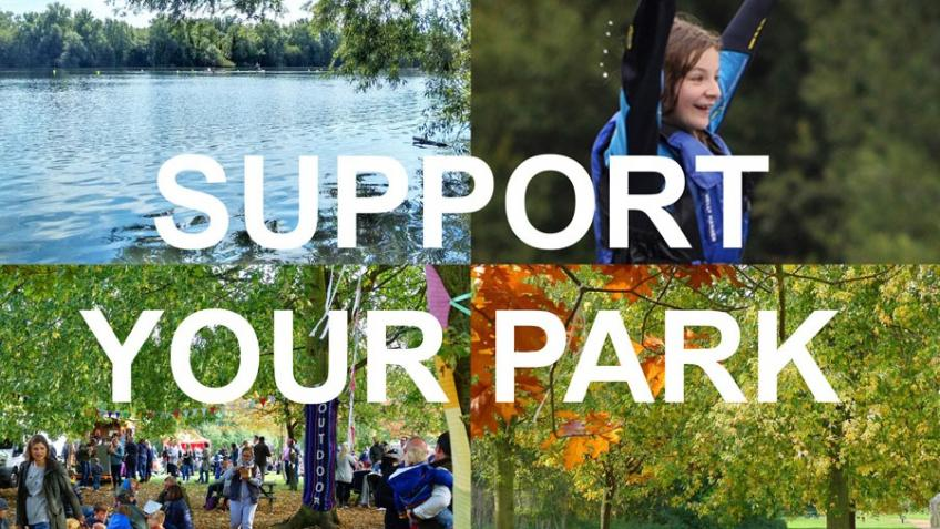 Support Milton Country Park