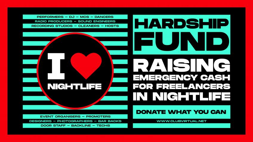 Love Nightlife Hardship Fund
