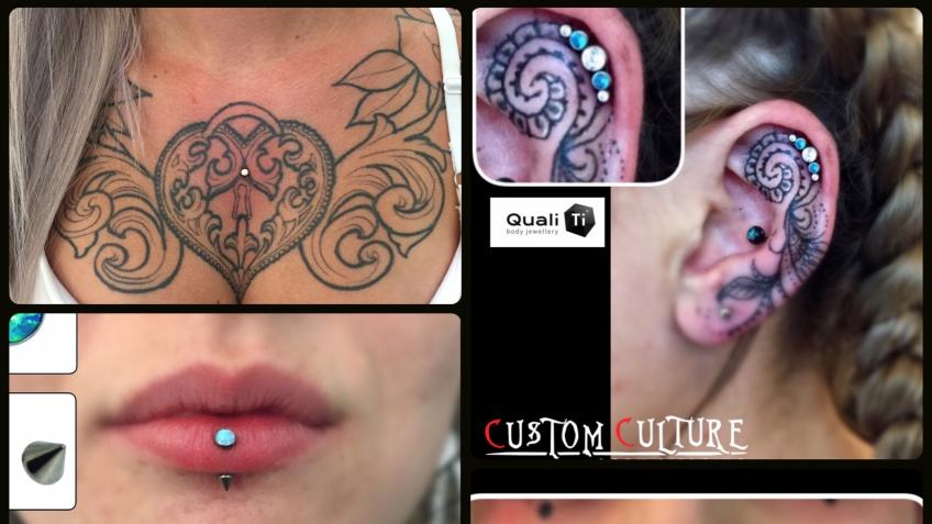 HELP! Custom Culture Body Arts needs you!