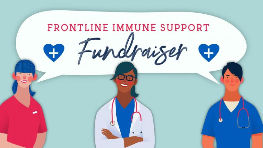 Frontline Immune Support for NHS Staff