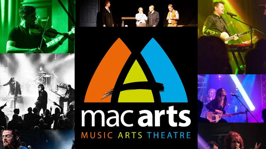 Help Mac Arts Venue survive Covid -19