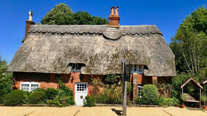 Pay it forward for the Thatched Cottage