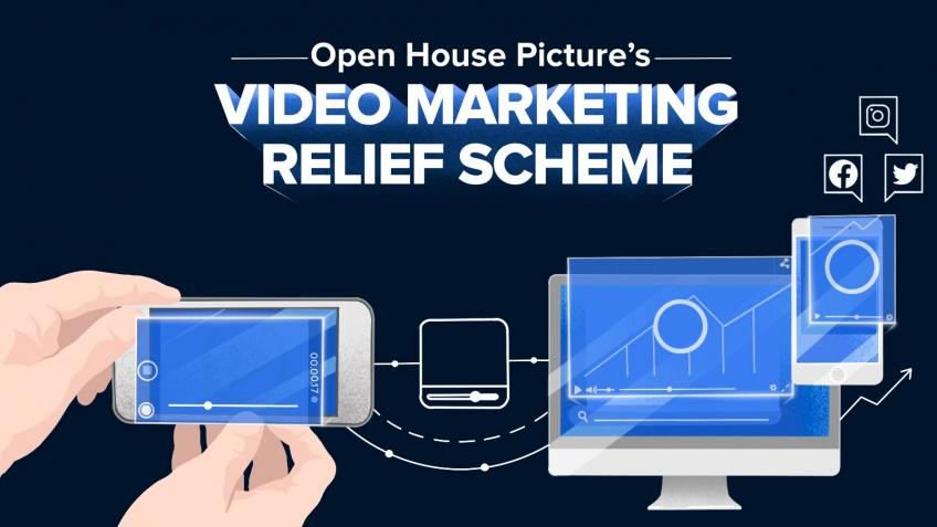 Video Marketing Relief Scheme (Up to 36% Discount)