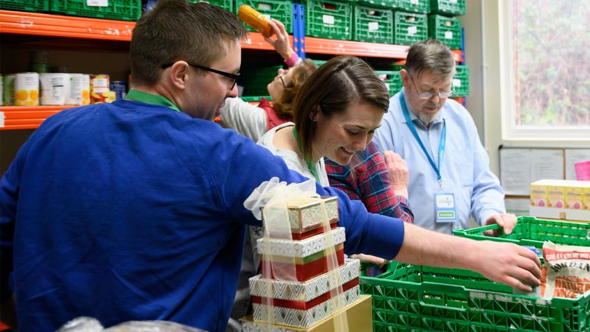 Vauxhall Foodbank - COVID19 Crisis Appeal
