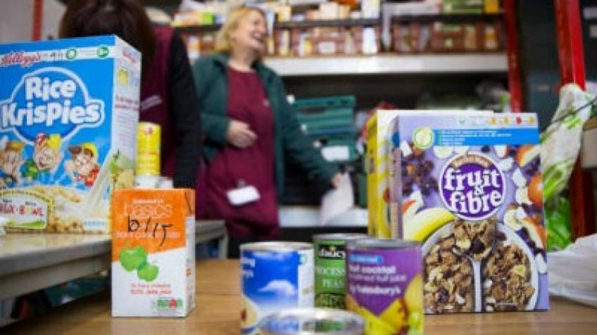 Stretford Foodbank - Covid19 Crisis Appeal