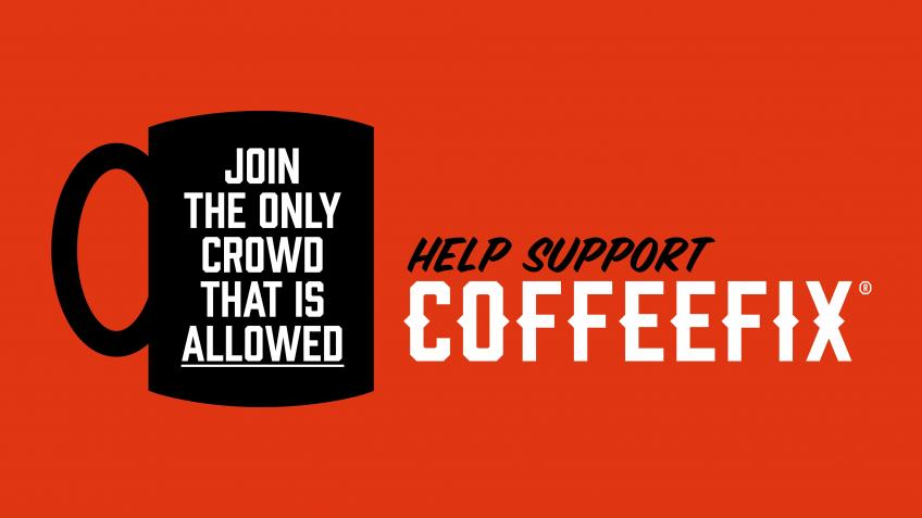 Help save Coffee Fix survive Covid19
