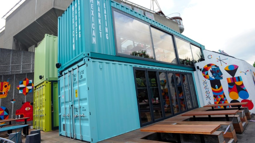 Shipping Container Home Amp Business A Business