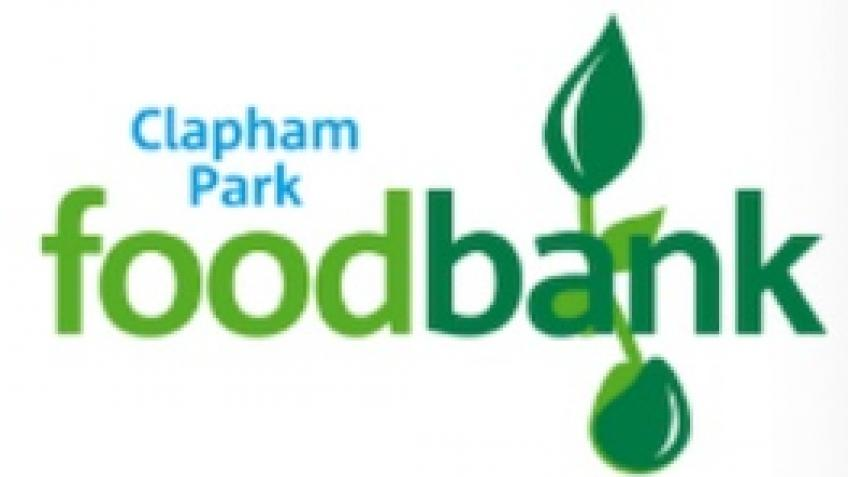 COLLECT FOR CLAPHAM PARK FOODBANK