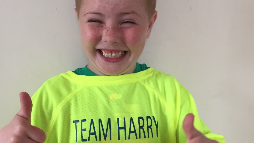 Harrys cf fund - cycling