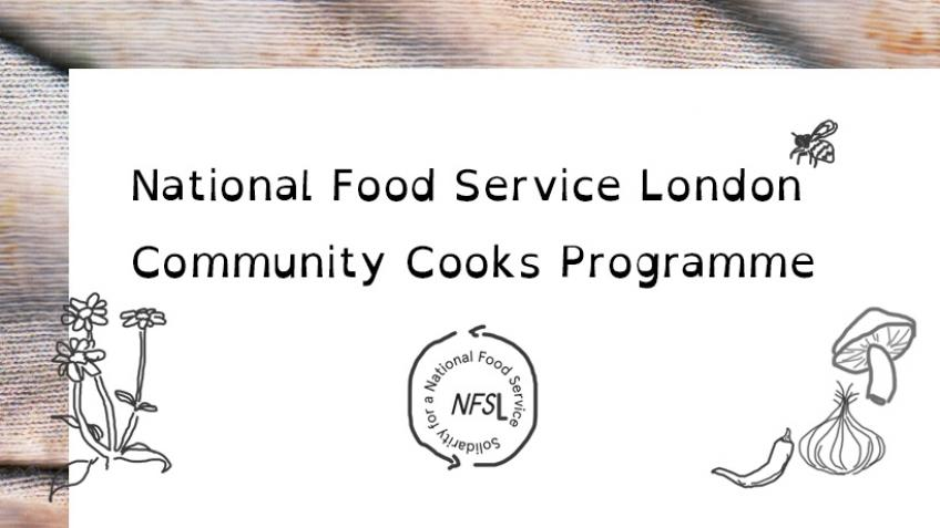 National Food Service London: COVID-19 Response
