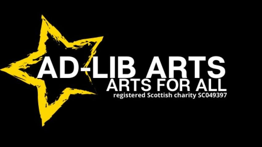 Please help us to keep Ad-Lib Arts running!