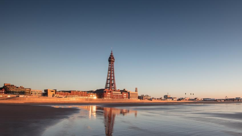 Blackpool Resort needs you #Covid19 support fund