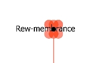 Rew-membrance poppy project