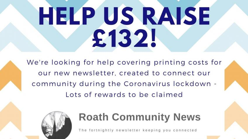 Roath Community Newsletter Printing Support
