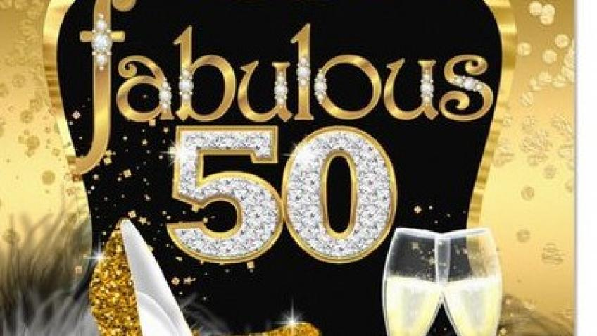 Kerryann Warwick's 50th Birthday Collection