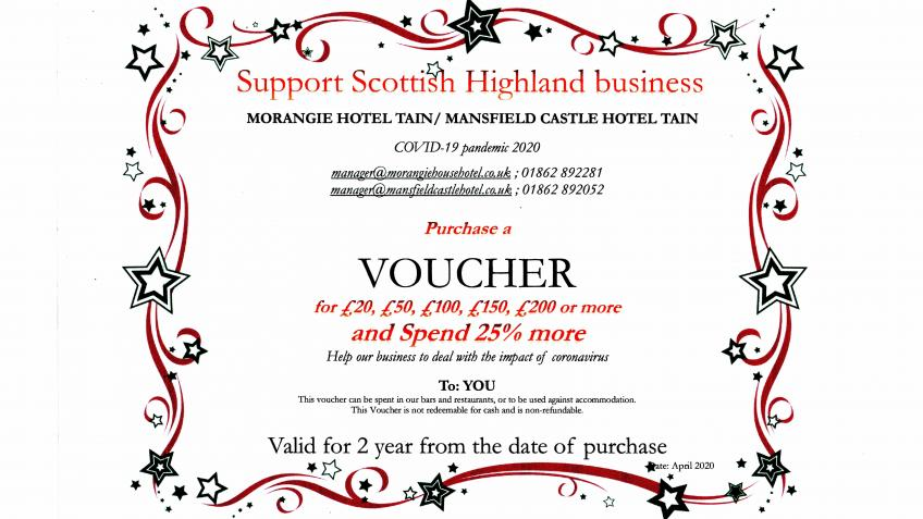 Support Scottish Highland Business