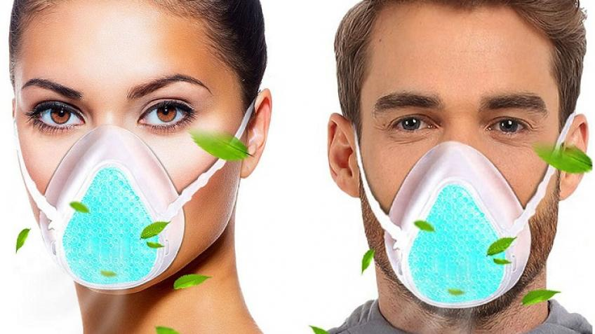 Reusable Face Mask For Care Workers