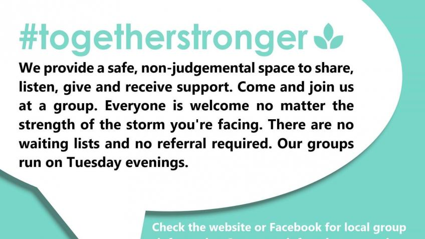 Womens peer to peer support group
