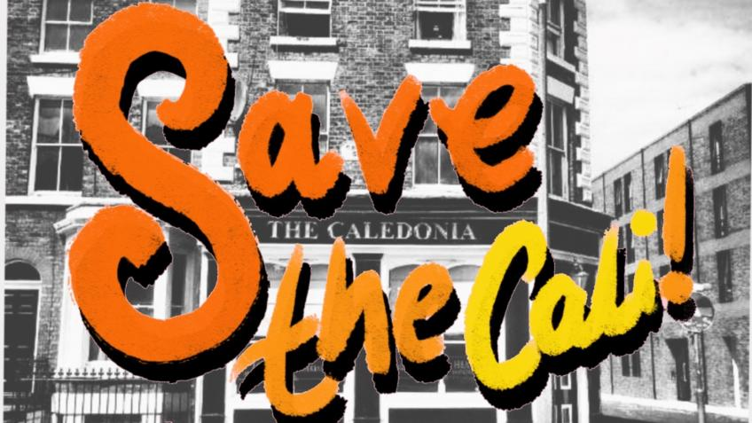 #SaveOurVenues - Save The Cali