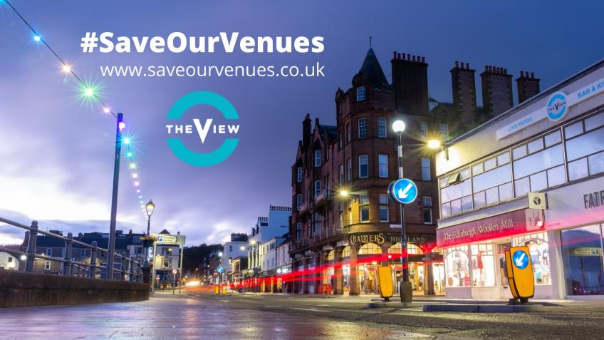 #SaveOurVenues - Save The View