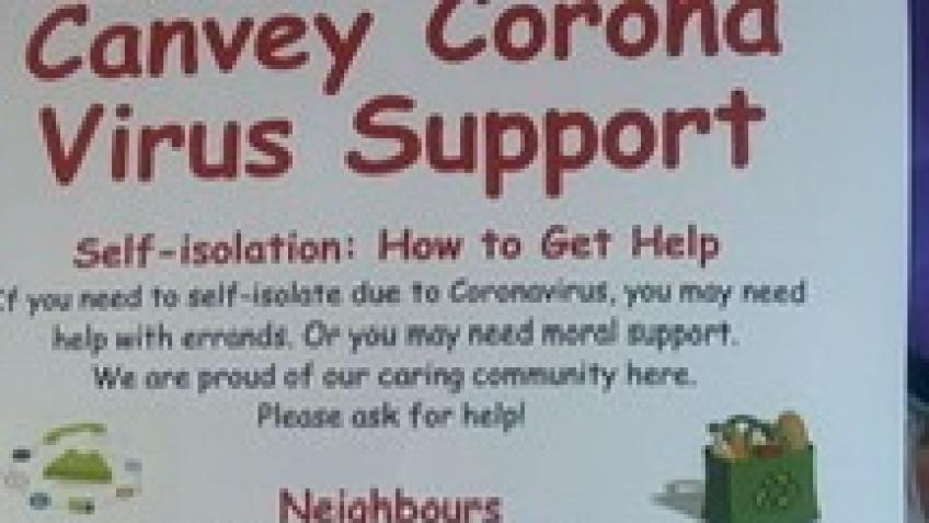 Canvey Coronavirus Support