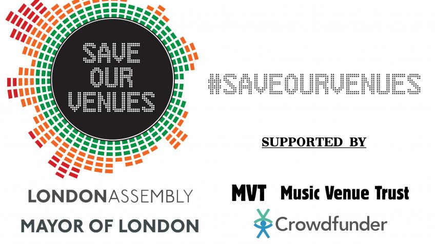 #SaveOurVenues National Campaign