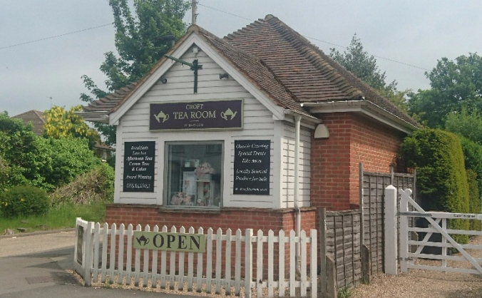 Croft tearoom community interest company image
