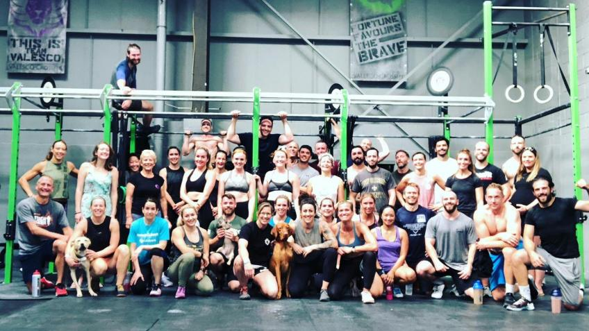 Please help to keep Valesco Crossfit open.