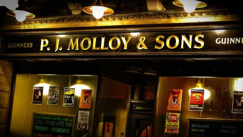 #SaveOurVenues - PJ Molloys
