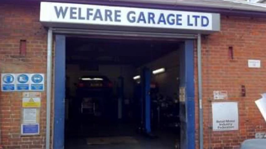 Help with welfare garage