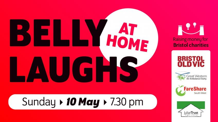 Belly Laughs At Home
