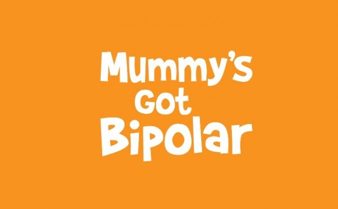 Mummy's got bipolar - children's book & animation image