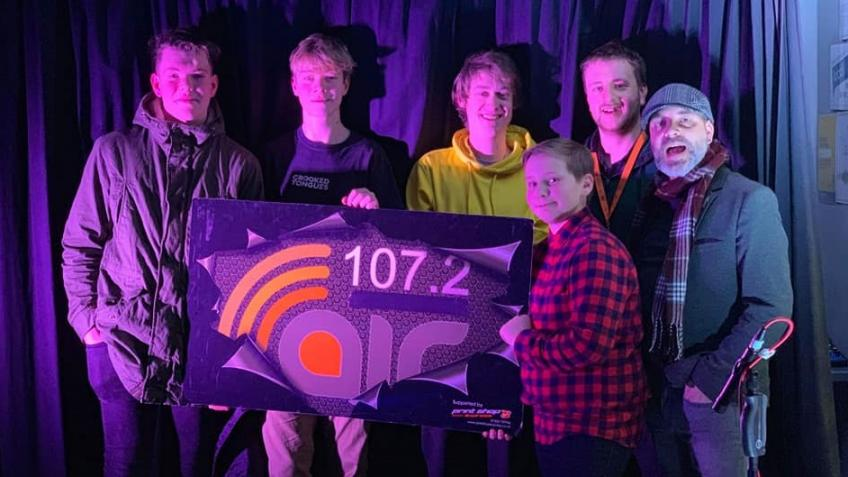 Support for AIR 107.2