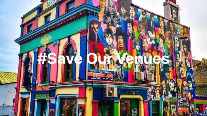 #SaveOurVenues - The Prince Albert