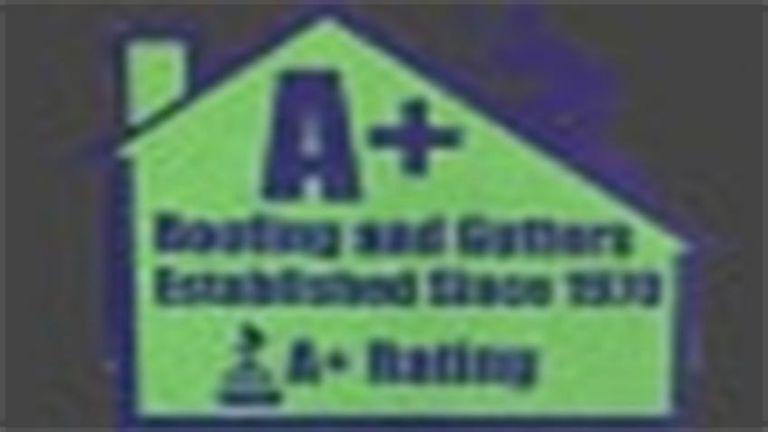 A Plus Roofing & Gutters