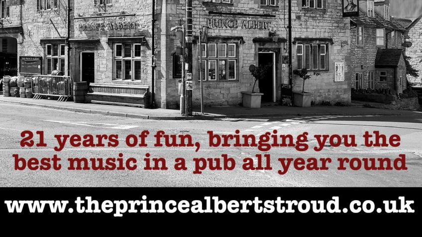 #SaveOurVenues - The Prince Albert, Stroud