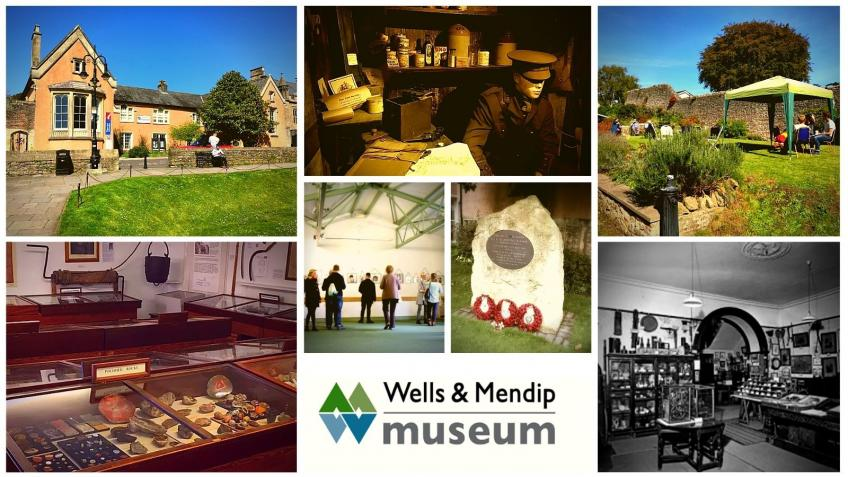 Support WELLS & MENDIP MUSEUM during the lockdown