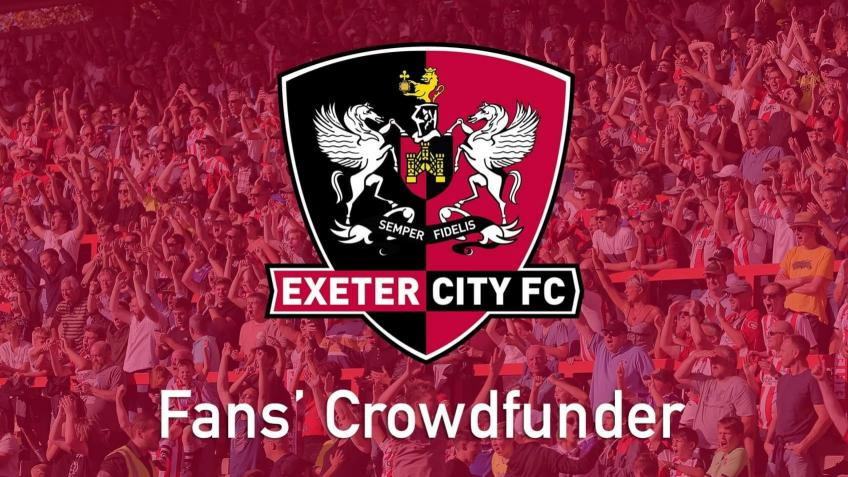 Exeter City F.C Fans Crowdfunder