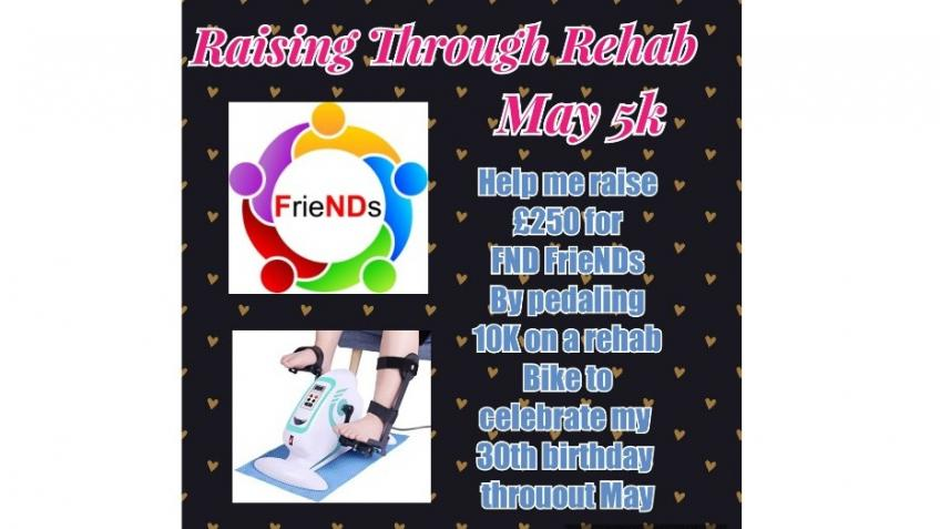 Raising Through Rehab- May 5K