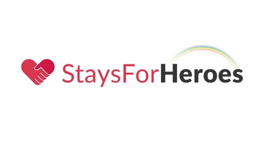 Holiday fund for NHS & key workers  StaysforHeroes