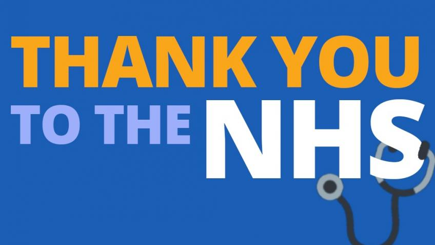 # NHS Thank You