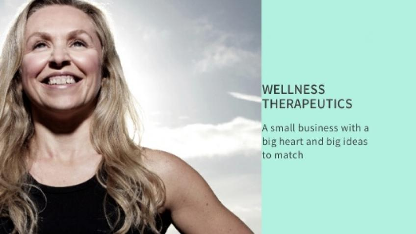 Help Wellness Therapeutics survive & thrive