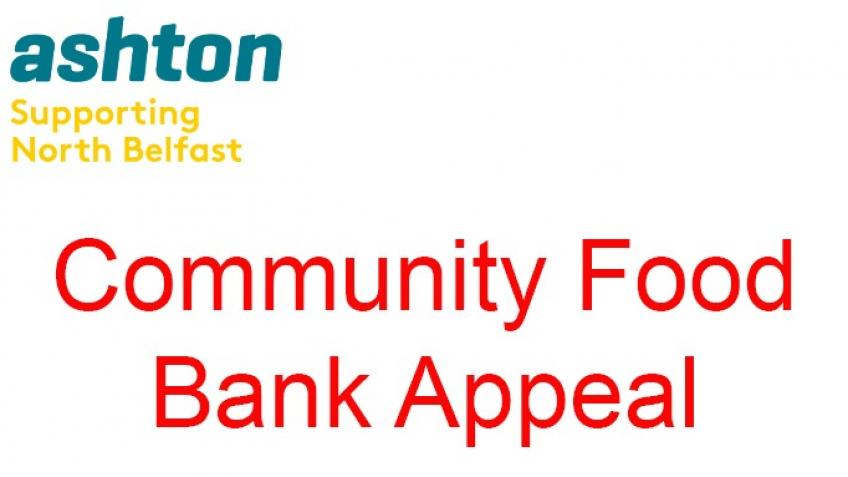 Community Food Bank Appeal