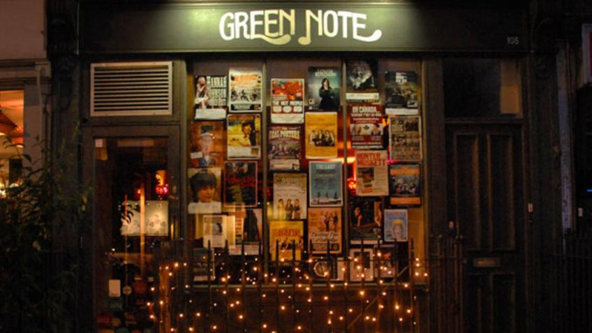 #SaveOurVenues - Green Note