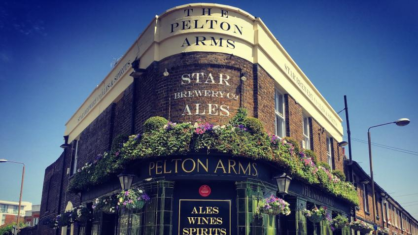 Help us save The Pelton Arms
