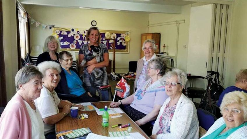 Good Companions Outreach - reducing isolation