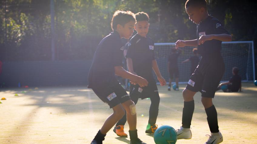 Keep the ball rolling for RPT's Football Academy