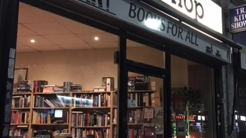 Support your bookshop